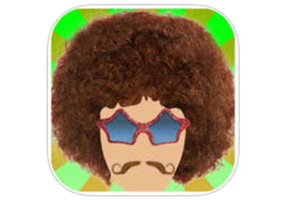 Afro Cam is an addictive, fun and hilarious app that can make any dull photo funny