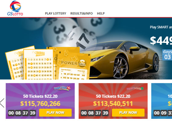 GSlotto provides the value added courier service, allowing people, from various locations worldwide, to purchase lottery tickets solely of official, formal and legal lotteries and only from official lottery vendors. <a href=https://gslotto.com target=_blank>https://gslotto.com</a>